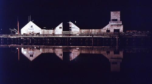 Provincetown Marina, 1988 (3)