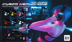 NEW RELEASE Cyber Headphone