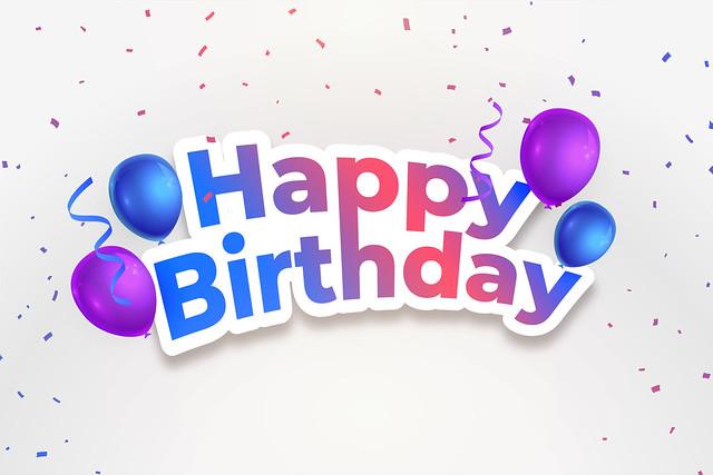 З Днем народження, Неля Олексіївно!