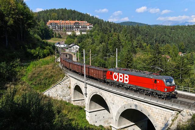 ÖBB 1293.077 Wolfsbergkogel (6435n)