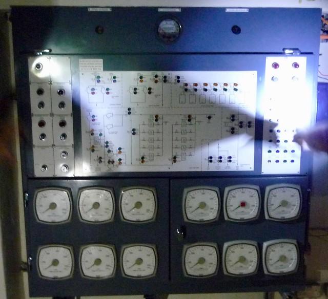 Pinetree - Plant control panel