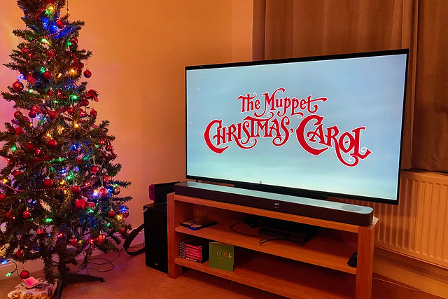 Christmas Eve with the Muppets