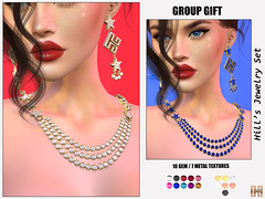 Hilly Haalan - GROUP GIFT Hill's Jewelry Set