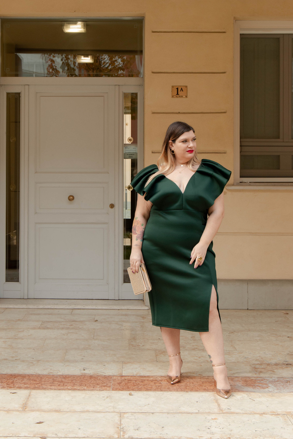 Outfit curvy SHEIN ultimo dell'anno (7)
