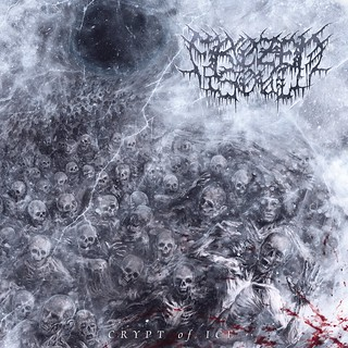 Album Review: Frozen Soul - Crypt of Ice