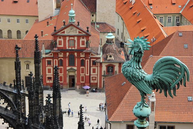 Catedral de São Vito, Hradčany, Praga, República Tcheca, 2012