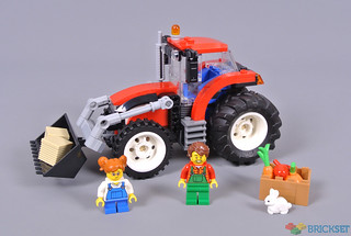 Review: 60287 Tractor