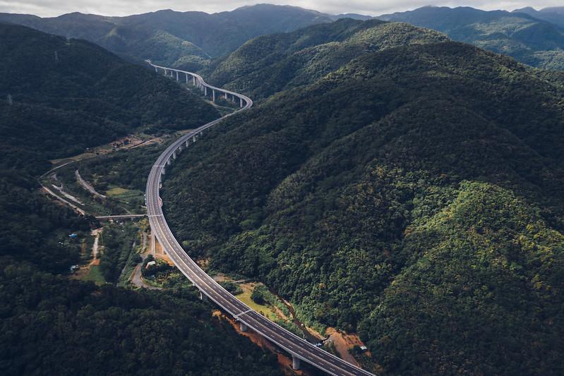 南迴改 巨龍公路 Daren TAIWAN
