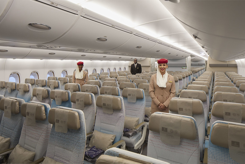 Emirates A380 refreshed with premium economy