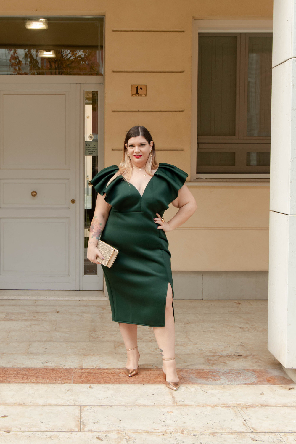 Outfit curvy SHEIN ultimo dell'anno (2)
