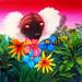 :red_circle: Lemur Surreal Portrait :copyright: BluedarkArt TheChameleonArt :small_orange_diamond: Buy / Download :red_circle: