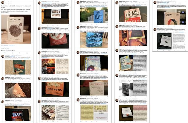 Books of 2020