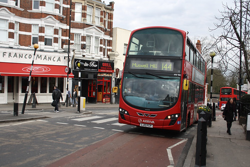 Arriva London HV94 LJ13FCP