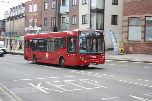 Arriva London ENL37 LJ09KRD