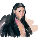 Hoyeun Jung Art Portrait