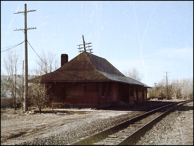 the old depot