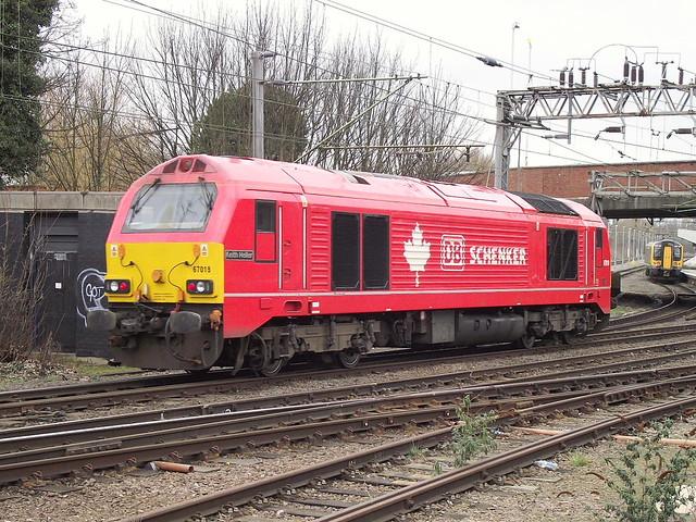 67018 at northampton