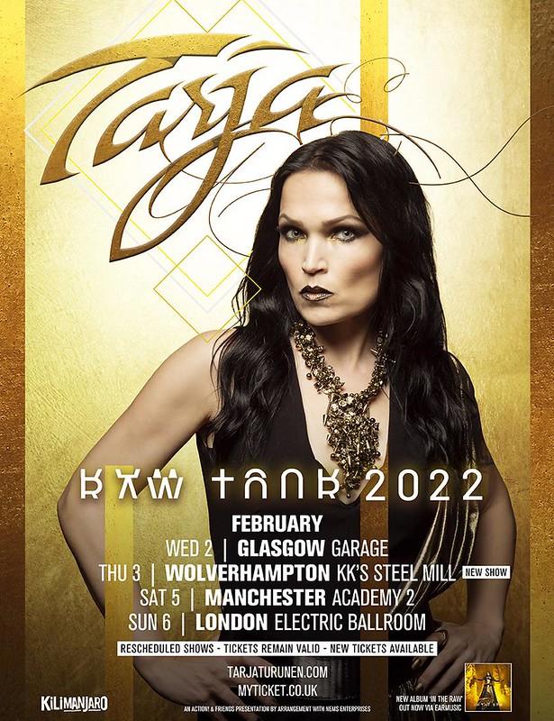 Tarja Tour