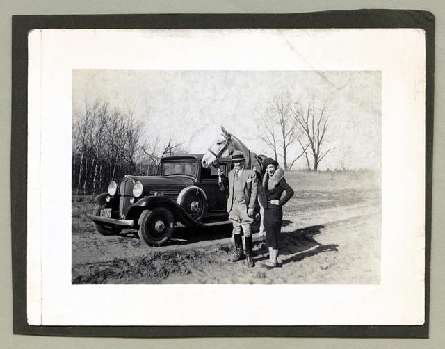1932 Willys-Overland Sedan