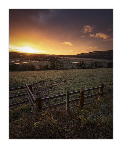 arun houghton southdowns sunrise