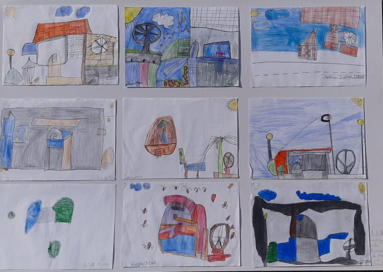 2020 - Escola 1º CEB Dornelas