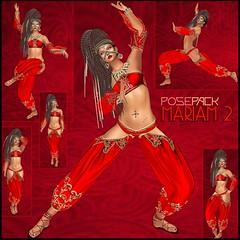 Mariam Pose Pack 2