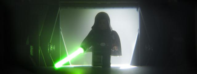 I'm Luke Skywalker. I'm here to rescue you