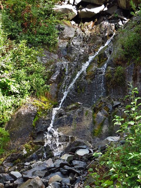 Waterfalls, Mt. Rainier National Park, WA