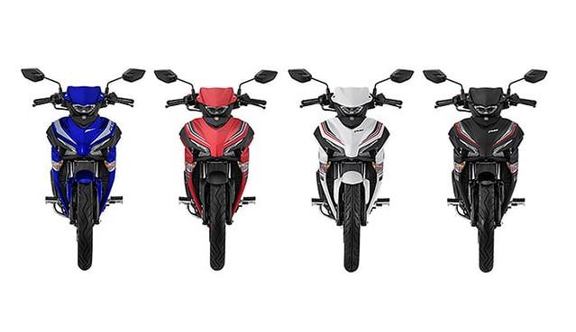 All New Yamaha MX King 155 VVA Colour