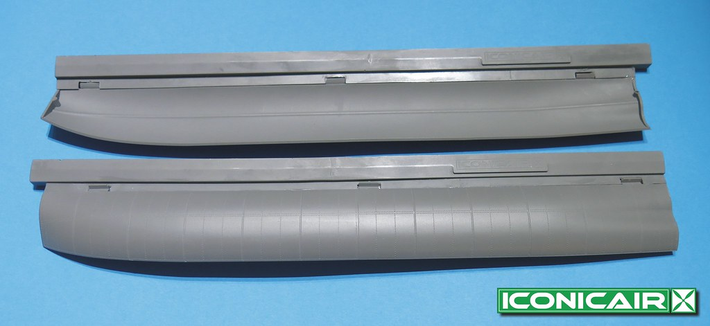 Iconicair 1-32 Scale Lancaster Bulged Bomb Bay Doors 001
