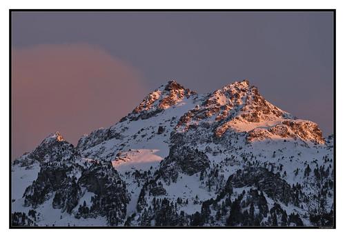 lilfr38 fujifilmxt3 tair11af28135mmm42mount grenoble france isere belledone mountain sky cloud sunset montagne ciel nuage coucherdesoleil