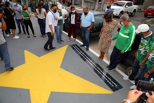 29.12.2020 Prefeito entrega espaços culturais do samba no Morro da Liberdade