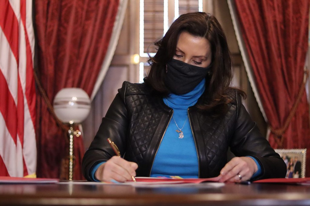 Governor Whitmer Signs $106 Million Bipartisan Relief Bill