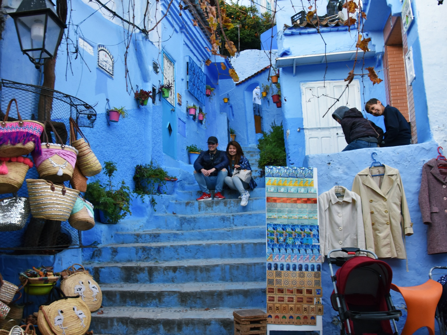 leftbanked despacito Chefchaouen