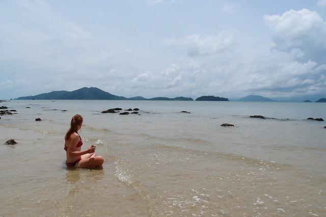 Koh Phayam Thaimaa
