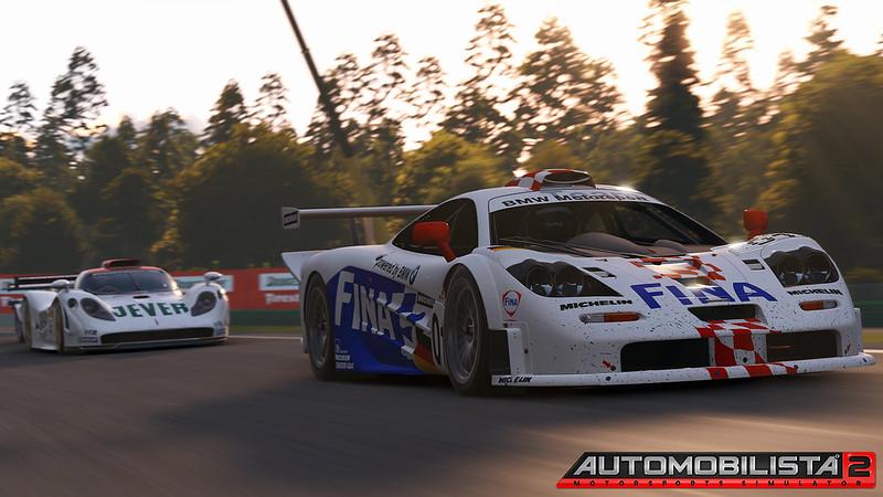 Automobilista 2 McLaren GT1