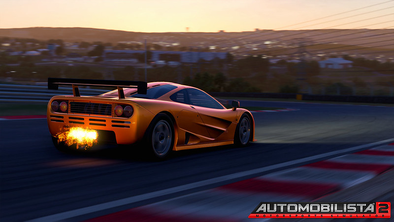 AMS2 Mclaren F1 LM
