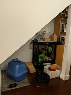 Before: Under the Stairs | by Canadian Veggie