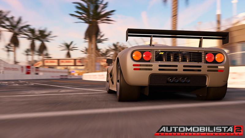 AMS2 McLaren GTR