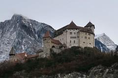 Balzers FL - Gutenberg Castle