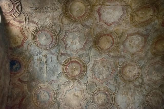 texturas de Pompeya...