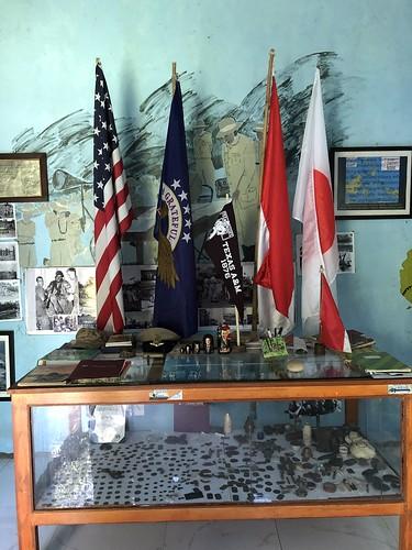 expositie in museum WO2