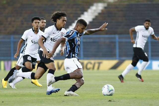 Brasileiro Sub-20 - Corinthians x Grêmio