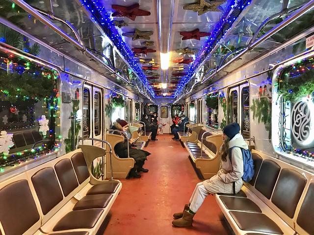 New Year Train