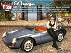 [777] Breeze Vintage Car