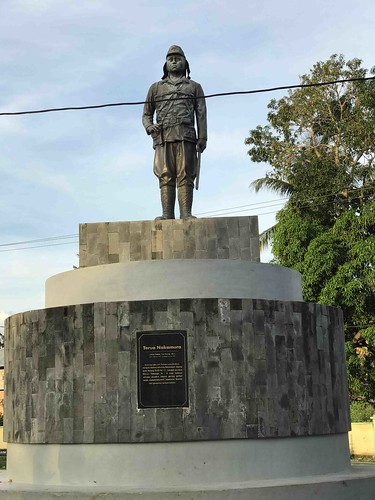 Standbeeld Nakamura