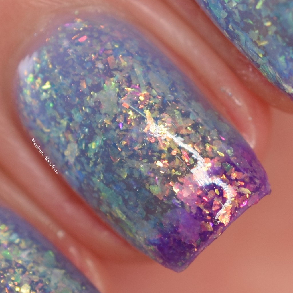 Paint It Pretty Polish Hit The Slopes swatch