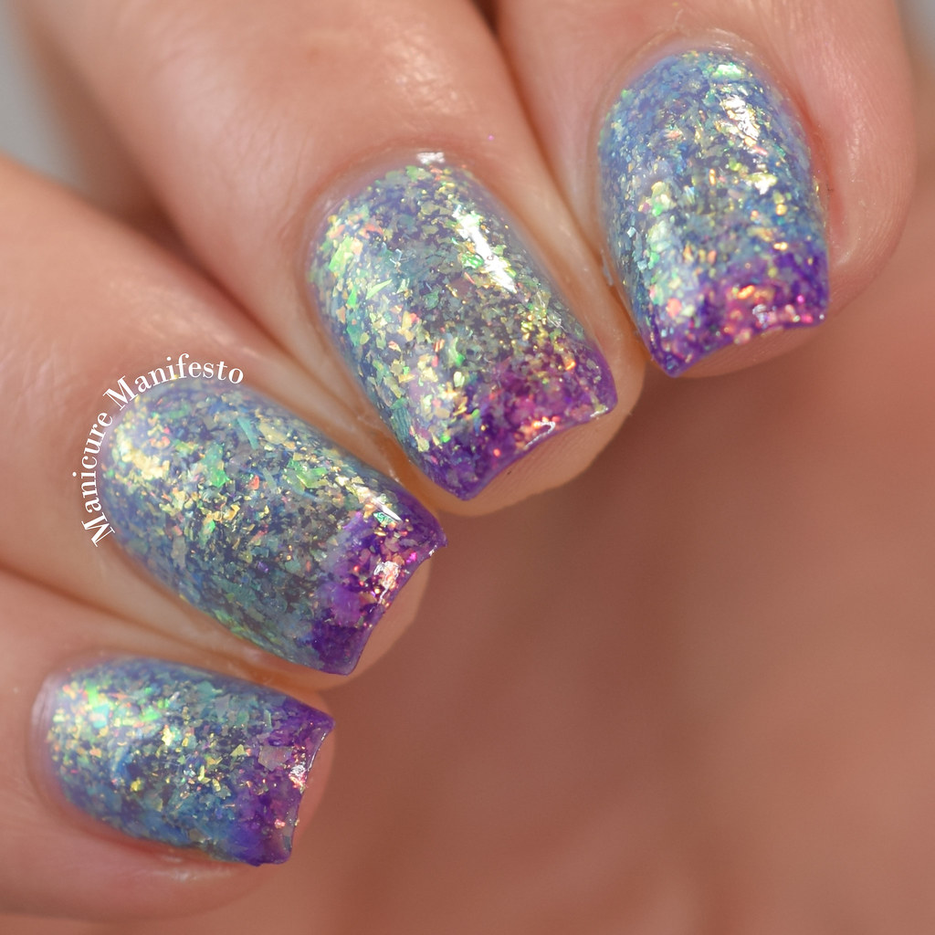 Paint It Pretty Polish Hit The Slopes review