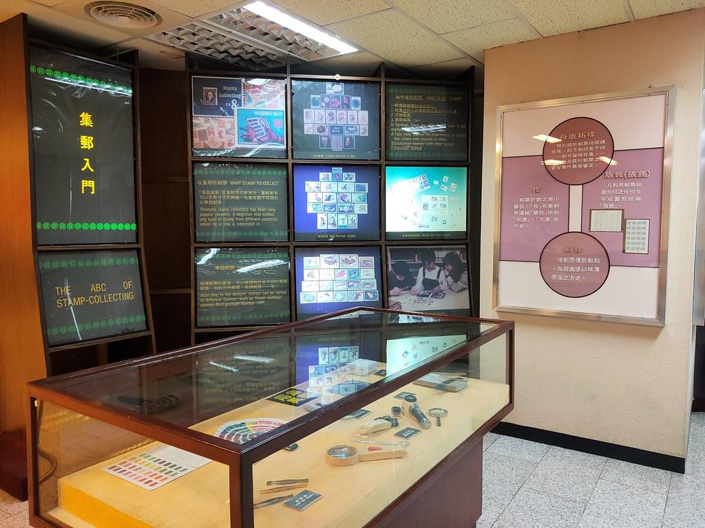 台北郵政博物館 (14)