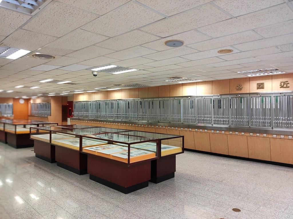 台北郵政博物館 (9)